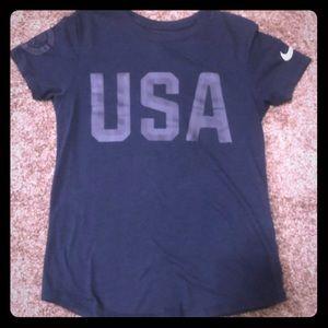 Nike USA tee